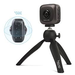 OKAA VR 360 Camera, Wireless Panoramic Camera IPX4 Waterproo