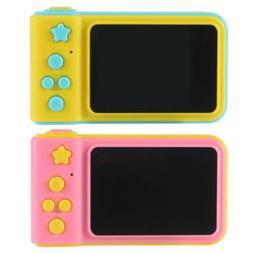 "Waterproof 2"" Mini Screen Kids Digital Camera Dust Proof Pro"