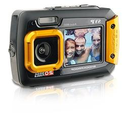 SVP 20MP Waterproof AQUA - 8800 Shockproof UnderWater Digita
