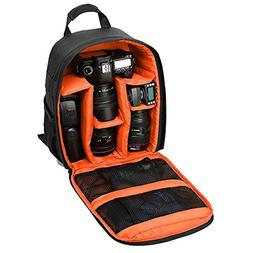 Waterproof Camera Backpack Bag with Tripod Holder for Nikon,