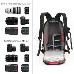 Waterproof Camera Backpack Bag For Nikon,Canon, Fujifilm, Ol
