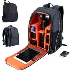 Waterproof Camera Backpack Shoulder Bag Outdoor Photography