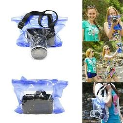 Waterproof Camera Case Cover Transparent Dust-proof Protecti