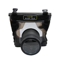 WATERPROOF CAMERA HOUSING CASE FOR CANON EOS REBEL Xti T1i T