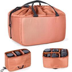 Waterproof Camera Insert Partition Padded Bag Divider Protec