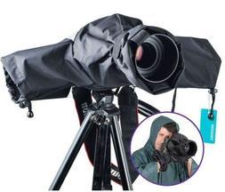 Waterproof Camera Rain Cover for Canon Nikon Digital DSLR Sl