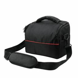 Waterproof Camera Shoulder Bag Carrying Case for Canon EOS 5
