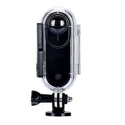 Waterproof Case Compatible insta360 ONE Cameras, Underwater