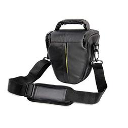 FOSOTO Waterproof Camera Case Holster Digital SLR/DSLR Shoul