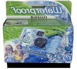 Waterproof Disposable Camera 35mm One New 27 Photos Underwat