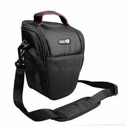 Waterproof DSLR Camera Backpack Shoulder Bag Travel Case For