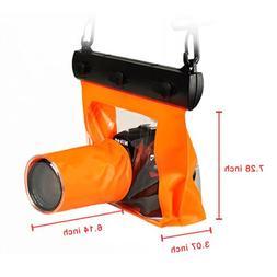 Goliton® Waterproof DSLR Camera Accessories Bag Pack Case f