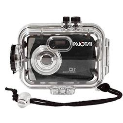Intova Sport 10K Waterproof Digital Camera with 140' Waterpr