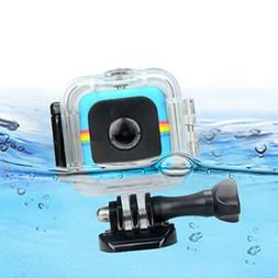Waterproof Housing Protective Case for Polaroid Cube+ Action