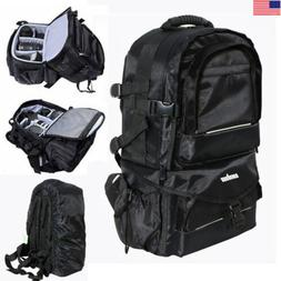 waterproof large blk backpack bag case