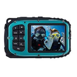 "Andoer 16MP 2.7"" LCD Waterproof Digital Video Camera Mini Ca"