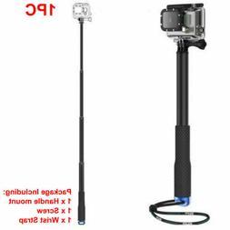 Waterproof Monopod Tripod Selfie Stick Pole Handheld for Gop