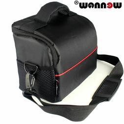 Waterproof Nylon Camera Bag Case for Canon EOS 77D 70D 80D 4