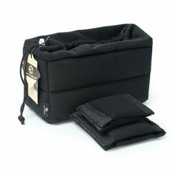 waterproof partition padded camera bag dslr slr