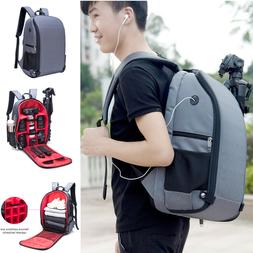 Waterproof Photo Camera Backpack Bag for DSLR Cameras Canon