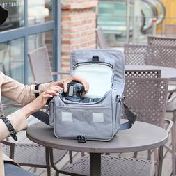Waterproof Photography Camera Bag Insert Case For DSLR Canon