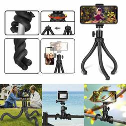 Waterproof Portable Mini Flexible Tripod Stand Mount For DSL