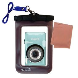 Gomadic Waterproof Camera Protective Bag suitable for the Ca
