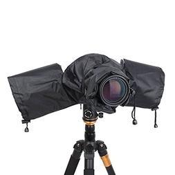 Professional Camera Waterproof Rain Cover for Canon Nikon Pe