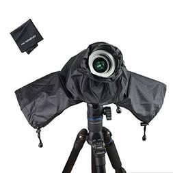 Venterior Waterproof Rain Cover Camera Protector for Canon N