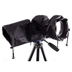 HOMEJU Professional Waterproof Camera Rain Cover Camera Prot