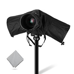 Powerextra Professional Waterproof Camera Rain Cover Protect