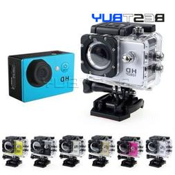 Waterproof SJ4000 HD1080P Ultra Sports Action Camera DVR Hel