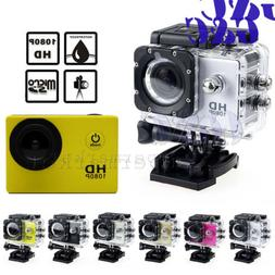 Waterproof SJ4000 HD480P Ultra Sports Action Camera DVR Helm