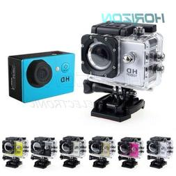 Waterproof SJ4000 HD540P Ultra Sports Action Camera DVR Helm