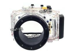 Waterproof Underwater Housing Camera Shell Cover for Panason