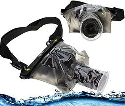 Navitech Waterproof Underwater Housing Case / Cover Pouch Dr