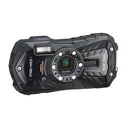 RICOH Waterproof digital camera RICOH WG-40 Black waterproof