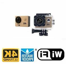 sj4000 WiFi 16MP 1080P  Sports Action Waterproof Camera +acc