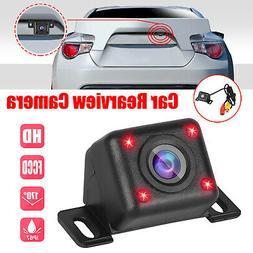 170°CMOS Car Rear View Camera Reverse Backup Parking Kit Wa