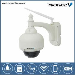 Wireless Wifi Network IP Camera 3 Optical Zoom PTZ Outdoor W