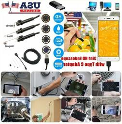 Wireless Wifi Box For USB Endoscope Camera For IOS Android W