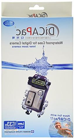 DiCAPac WP711 145x95mm Small Inner Zoom Waterproof Case with