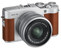 Fujifilm X-A5 Mirrorless Digital Camera w/XC15-45mmF3.5-5.6
