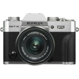 Fujifilm X-T30 Mirrorless 4K WiFi Camera + XC 15-45mm Lens S