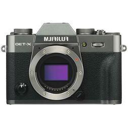 Fujifilm X-T30 Mirrorless Digital Camera Body - Charcoal Sil