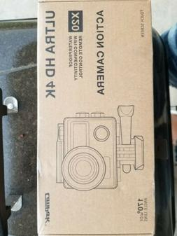 Campark X20 4K 20MP Action Camera Touch Screen EIS Anti Shak