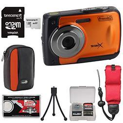 Coleman Xtreme C20WP Shock & Waterproof HD Digital Camera  w